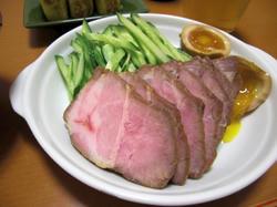 レンジで煮豚