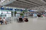 スワナプーム空港 4F出発ロビー