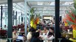スワナプーム空港 6Fレストラン