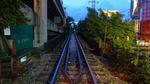 バンコクの線路