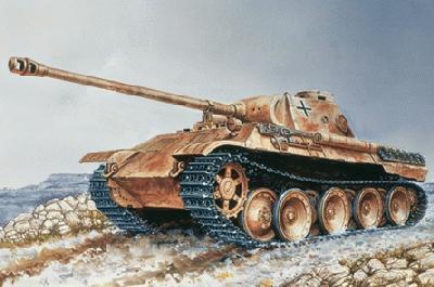 ドイツパンサーD型