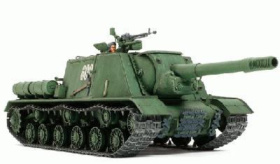 ソビエトISU152(JSU152)自走砲