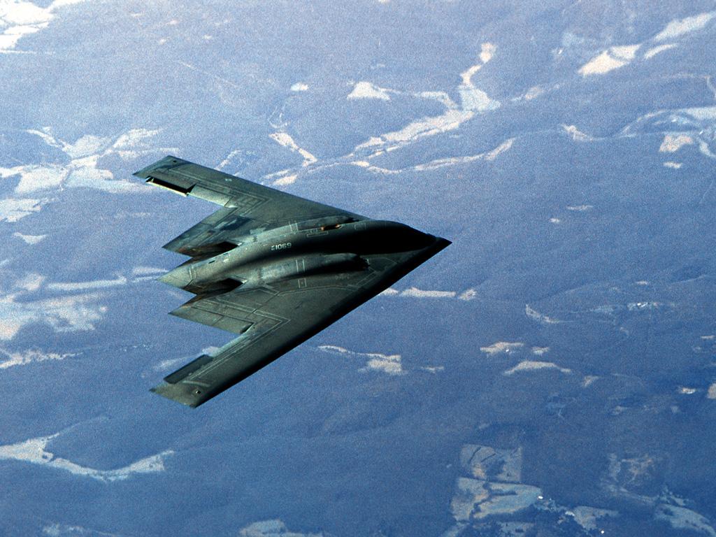 Militarism@軍国主義 B-2 スピリット