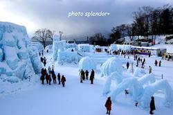 氷とう祭り2