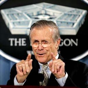 Rumsfeld 大