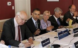 Volker/Rubin/Obama