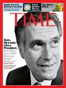 Romney / Time