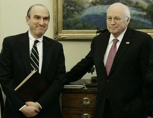 Elliott Abrams/Cheney