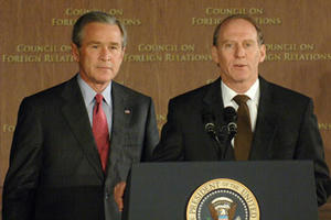 Richard Haass/bush