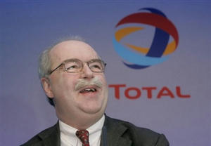 total sa/Christophe de Marterie