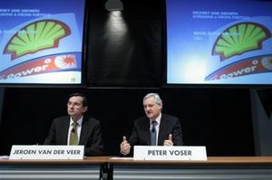 Veer/CFO Peter Voserer