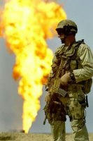 iraq oil and war