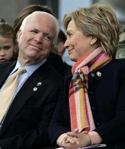 McCain/Hilary
