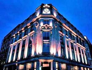 hilton hotel london