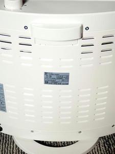 YUASA 電気ストーブ YA-D801R背面
