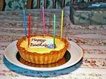 テオブロマのケーキ