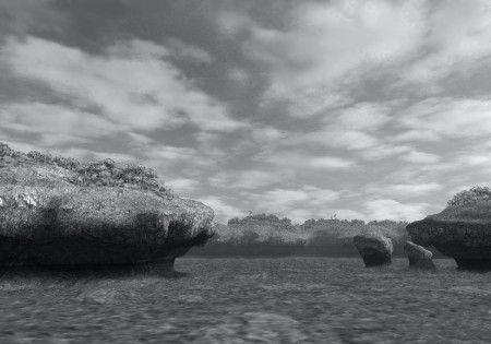 Purgonorgo Isle_mono