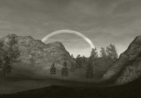 La Theine Plateau_mono