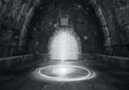 Heavens Tower's Gate_mono