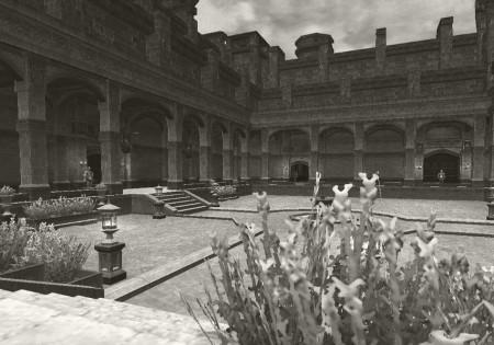 Chateau D'Oraguille_mono
