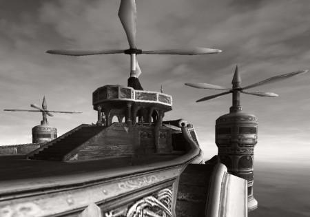 Airship_mono