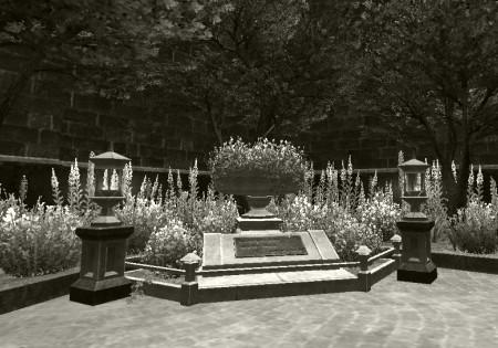 Leaute's Garden_mono