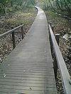 ウリンの散策道
