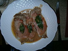 saltimbocca(wikipedia)