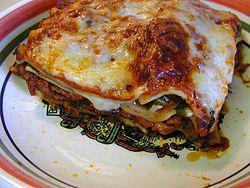 lasagne(wikipedia)