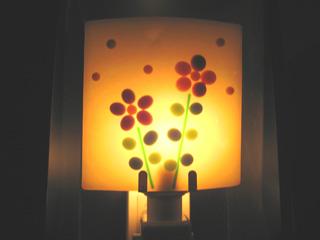 Tetto Art School・ガラスフュージングランプ