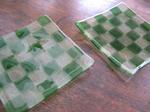 Tetto Art School・ガラスフュージングの取り分け皿