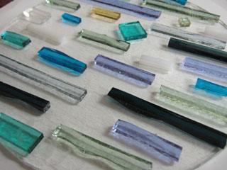Tetto Art School・ガラスフュージング