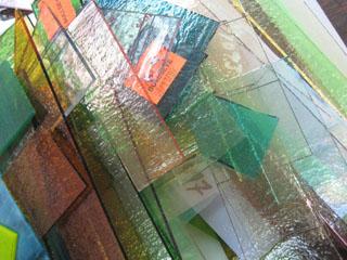 Tetto Art School・ガラス端材セール