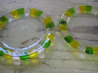 Tetto Art School・ガラスフュージング小皿