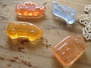 Tetto Art School・ガラスフュージングアクセサリー