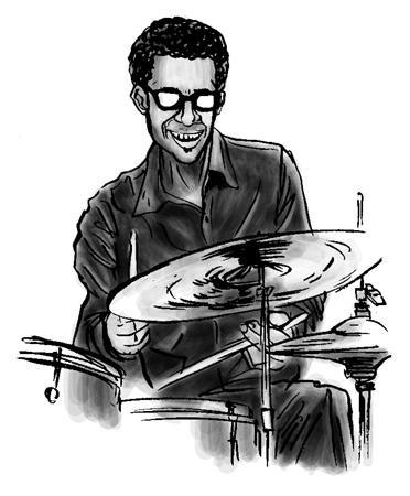 ジャズの人