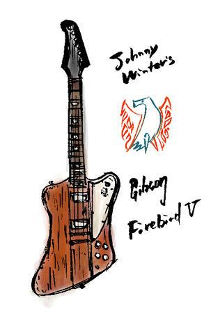 ジョニーウィンター!