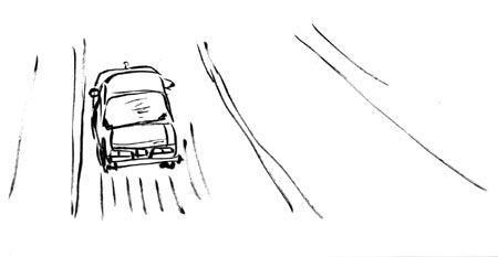 安全運転で