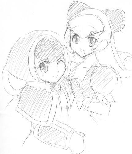 フードとアリス
