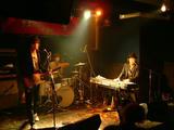 PONTIAC BLUES 新宿Red Clothでのレコ発にて