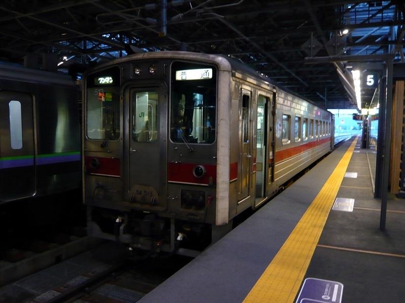 宗谷本線往復旅2011