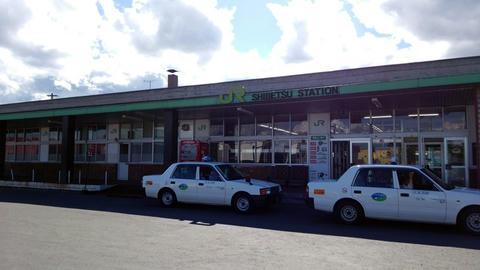 JR士別駅駅舎