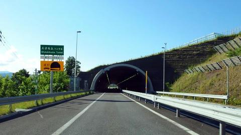 美深菊丘トンネル