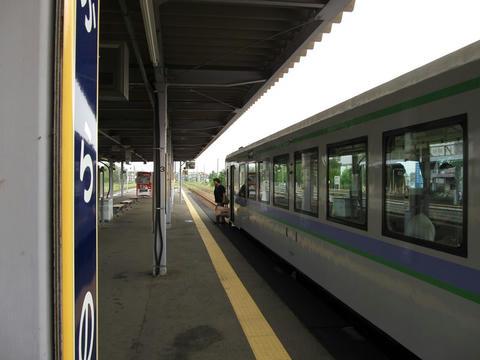 キハ150@富良野駅
