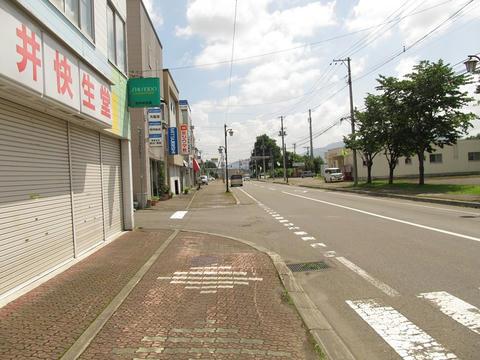 清水沢駅周辺