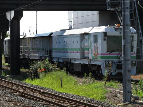 保線用車両@沼ノ端駅