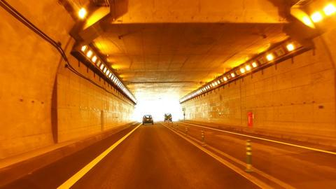 白滝トンネル遠軽方出口