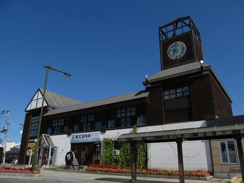 JR美幌駅舎