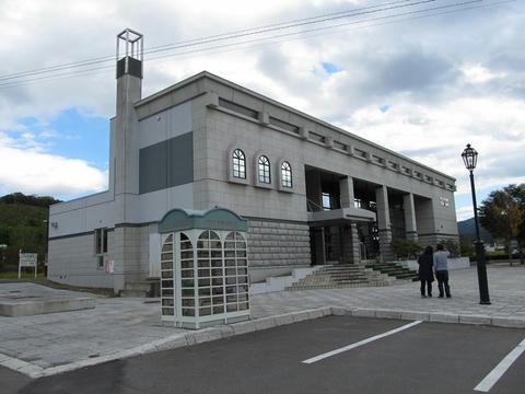 JR生田原駅舎