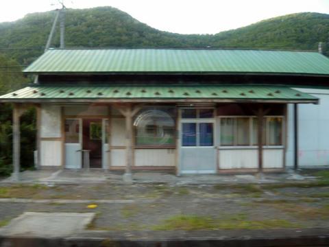 下白滝駅駅舎